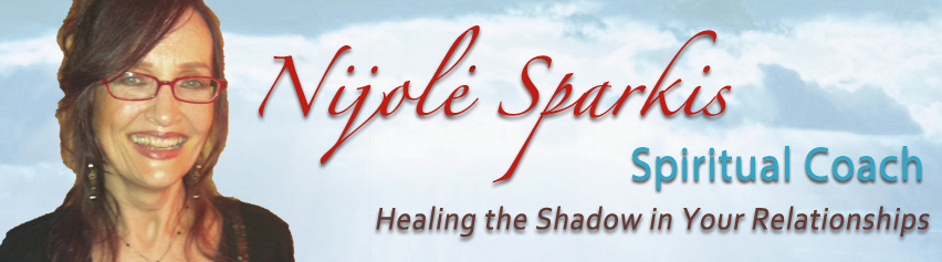 Nijole Sparkis - Spiritual Coach - Healing the Shadow in Your Relationships